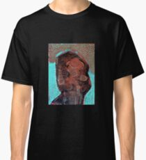 Abstract Figure Portrait Painting Classic T-Shirt