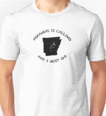 Arkansas is calling... Unisex T-Shirt