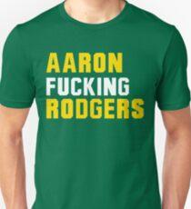 Aaron Fucking Rodgers Unisex T-Shirt ab7b753c4