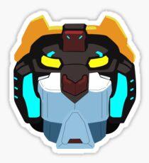 Voltron Black Lion Sticker