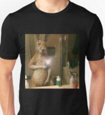 Kangaroo Selfie T-Shirt