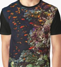 FISH & FORAGE Graphic T-Shirt