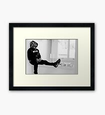 Future Fashion Framed Print