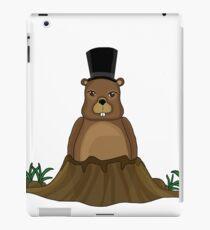 Groundhog day - Cartoon style iPad Case/Skin