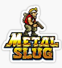 Metal SLug Sticker