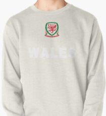 Welsh Cymru Football Game Design Pullover