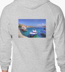 Chalki Fishing Boats T-Shirt