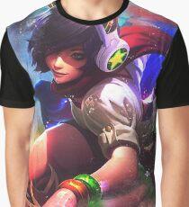 Arcade Ahri Graphic T-Shirt