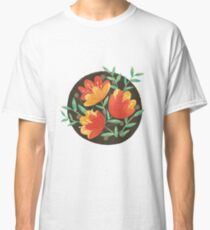 Afternoon Blooms Classic T-Shirt