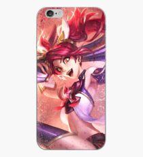 Jinx Starguardian iPhone Case