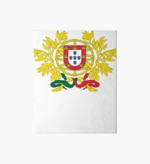 Portugal National Deluxe Game Design Art Board