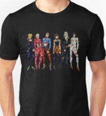 JOJO'S BIZARRE ADVENTURE VENTO AUREO Unisex T-Shirt