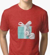 Jewellery Box Tri-blend T-Shirt