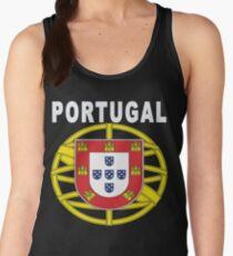 Original Portuguese National Seal Design Women's Tank Top