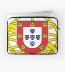 Original Portuguese National Seal Design Laptop Sleeve