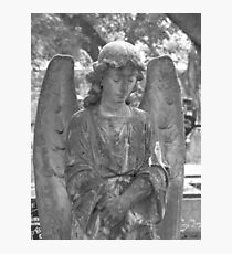 Don't Blink... Photographic Print