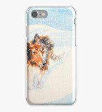 The Hound of Winter iPhone Case/Skin