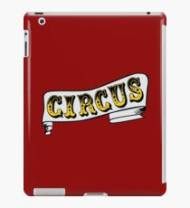 Circus Ribbon iPad Case/Skin