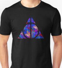 Opal Deathly Hallows Unisex T-Shirt