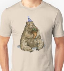 Groundhog Phil's Birthday Party Unisex T-Shirt