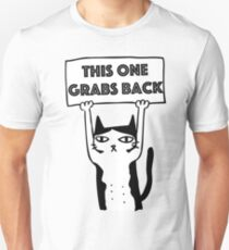 This One Grabs Back Sign T-Shirt