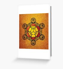 Ancient Energy for your Life Greeting Card