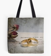 Romeo and Juliet - #3 Tote Bag