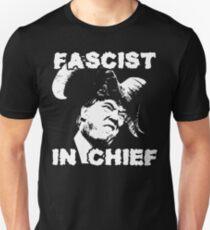 Fascist in Chief Unisex T-Shirt