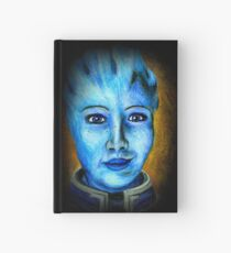 Liara T'Soni - Mass Effect  Hardcover Journal
