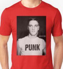 Elvis is a Punk T-Shirt