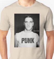 Elvis is a Punk Unisex T-Shirt