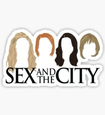 Sex and the City Sticker