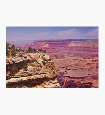 Grand Canyon - View from the South Rim Photographic Print