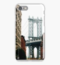 OVER TROUBLED WATERS iPhone Case/Skin