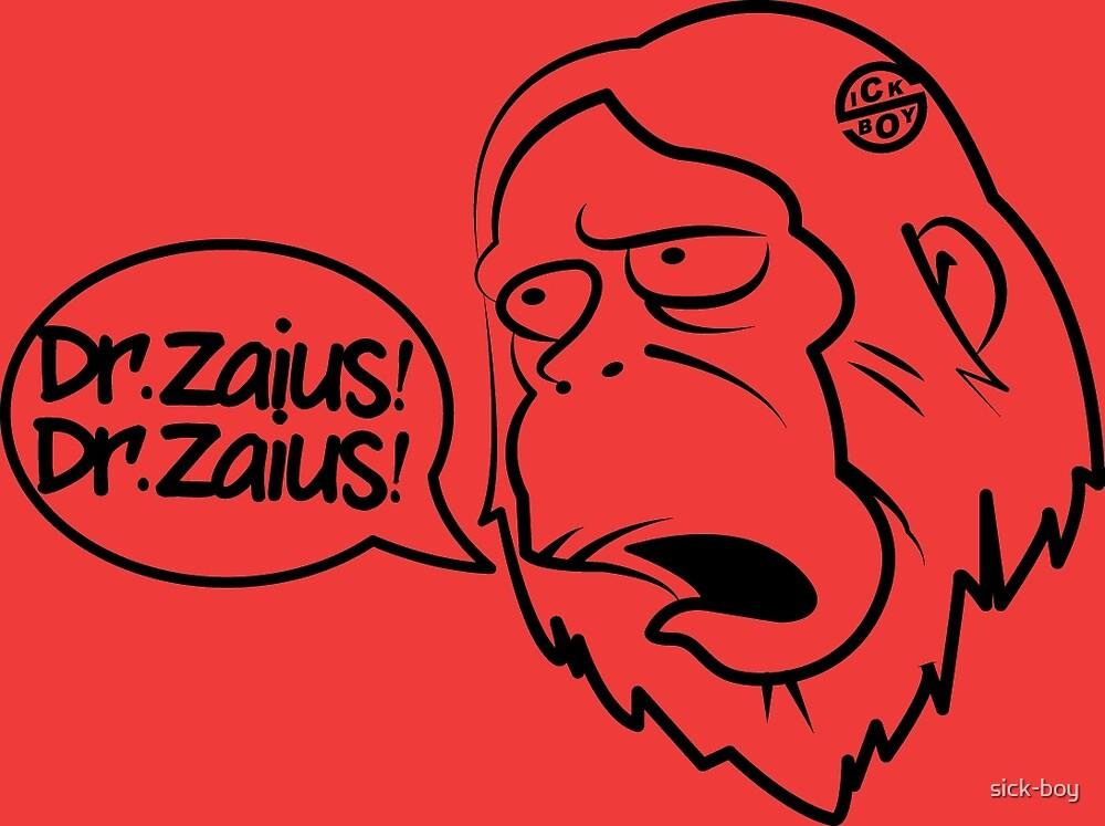Dr.Zaius! by sick-boy