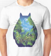 Anime landscape creature T-Shirt
