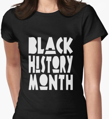 2017 Black History Month T-Shirt