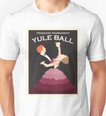 Yule Ball minimal Unisex T-Shirt