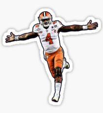 Deshaun Watson National Champ Sticker Sticker