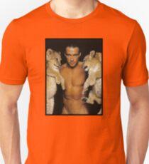 Jean Claude Van Damme Cats Unisex T-Shirt