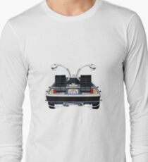 Back to the Future Delorean 'OUTATIME' T-Shirt