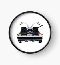 Back to the Future Delorean 'OUTATIME' Clock