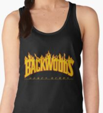 Backwoods Thrasher Hoodie Women's Tank Top
