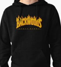 Backwoods Thrasher Hoodie T-Shirt