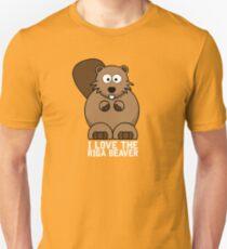Riga Beaver [Eurovision]  Unisex T-Shirt