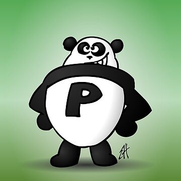 Panda Power by cardvibes