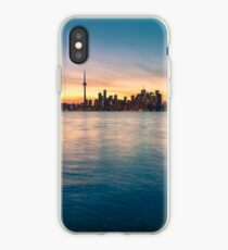 TORONTO 05 iPhone Case
