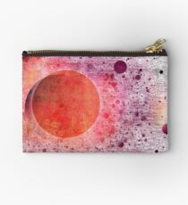 What I Did Today II Zipper Pouch