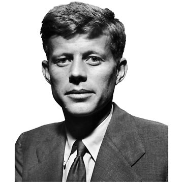 JFK Young by ray-bolt