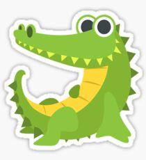 Alligator Emoji Sticker